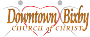 Downtown Bixby Church of Christ Logo